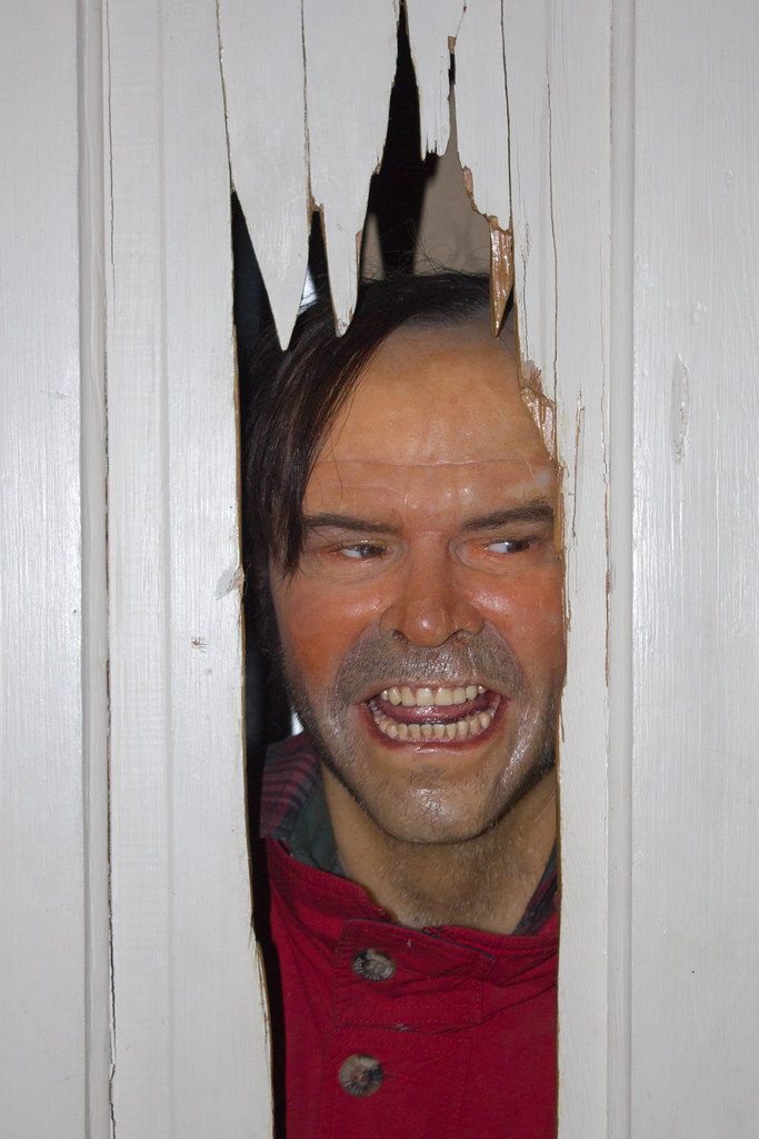 The Shinning - Louis Tussaud's waxworks - Niagara Falls 2013