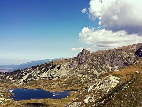 The seven Rila lakes