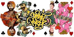 banniere01 (Artiste Ouvrier WCA ASA) Tags: street venus poker paella oze artiste ouvrier adey wca artisteouvrier zeto janaundjs karotrass obihood sanetwo stencilpochoirrt