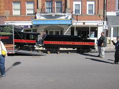 611 Model (Fan-T) Tags: train j model nw norfolk steam transportation western precision arrow trailer 112 611 willard