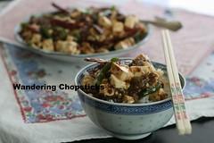 Ma Po Tofu (Chinese Pockmarked Old Lady's Tofu) 21 (wanderingchopsticks) Tags: old ma tofu chinese ladys po szechuan sichuan pockmarked doufu wanderingchopsticks