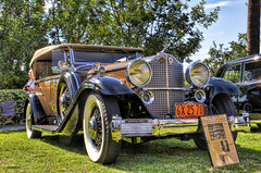 1932 Packard 903 Deluxe Eight Sport Phaeton (dmentd) Tags: 1932 packard 903 sportphaeton deluxeeight