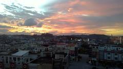 Balikpapan Superblock sunset (Tororophia) Tags: sunset urban indonesia landscape goldenhour balikpapan cityblock