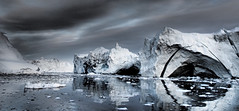 eisbogen (Frau Muksch) Tags: ice nature natur glacier greenland gletscher eis grönland icecap ilulissat