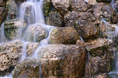 Waterfall in the Rosegarden near Lake Harriet (S. La. Li.) Tags: minnesota photography nikon unitedstatesofamerica lars exchangestudent snke exchangeyear linnemann d5100 snkelarslinnemann