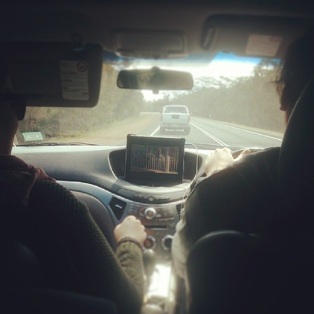Roadtrip & Breaking Bad marathon. #breakingbad