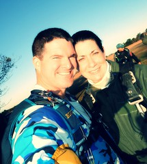Jody's First Skydive 2012', Kevin and Jody pre-jump self-portrait (divemasterking2000) Tags: nov november sky fall beach skydiving coast la flying al jump jumping gulf alabama dive first diving center jody skydive lower canopy dropzone emerald parachuting 2012 parachute dz canopies skyjump gulfcoast elberta firstjump florabama jodys parachutes skyflying skyfly emeraldcoast loweralabama skyjumping beachjump emeraldcoastskydivingcenter firstskydive beachskydive jodysfirstjump jodysfirstskydive