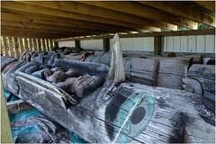 _MG_2316HDRa (markbyzewski) Tags: alaska ugly hdr wrangell chiefshakestribalhouse