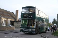 CAMBRIDGE TOURS L968MSC SOHAM 071113 (David Beardmore) Tags: alexander doubledeckerbus lothian leyland olympian lothianbuses cambridgetours l968msc