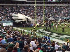 "Philadelphia Eagles Home Field • <a style=""font-size:0.8em;"" href=""http://www.flickr.com/photos/23560286@N02/10988236505/"" target=""_blank"">View on Flickr</a>"