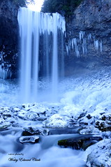 112313 a10 (Photos by Wesley Edward Clark) Tags: oregon waterfalls mthood parkdale hoodriver icefalls mthoodnationalforest tamanawasfalls