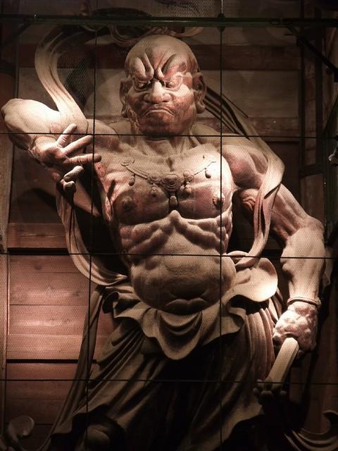 海洋堂「金剛力士 哞形」木雕版情報公佈