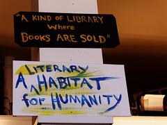 Sign Inside City Lights Books, San Francisco (CT Young) Tags: sf sanfrancisco california northbeach bayarea