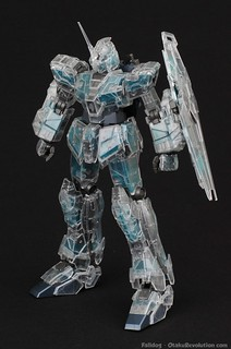 MG Clear Full Armor Unicorn - Snap Fit 20 by Judson Weinsheimer