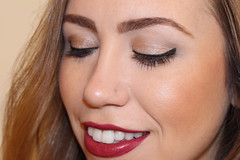 Living After Midnite: Makeup Monday: Holiday Berry (jackiegiardina) Tags: red holiday get look festive berry holidays wine makeup lips monday tutorial livingaftermidnight livingaftermidnite jackiegiardina
