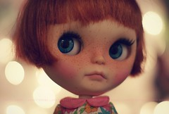 A Doll A Day. Dec 26. Seriously Sweet.