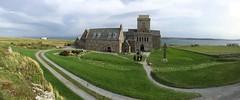 Iona Abbey, Isle of Iona, Scotland (JC Richardson) Tags: uk travel abbey scotland highlands hiking scottish monastery iona nationalgeographic iphone jimrichardson iphone5s