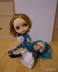 Blythe a Day 4th January 2014 Leaping