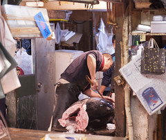 Tsukiji 1 (DarumaSama) Tags: travel japan tokyo market earlymorning tsukiji fishmarket nationalgeographic beautifullplace