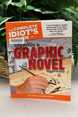 The Complete Idiot's Guide to Creating a Graphic Novel (Vernon Barford School Library) Tags: new school reading book high comic graphic library libraries steve cartoon arts reads nat books read cover strip junior novel covers guide bookcover manual middle vernon technique idiots creating recent complete bookcovers nonfiction handbook novels whatsnew lieber barford aquisition authorship gertler aquisitions vernonbarford 9781592579426 vernonbarfordschool vernonbarfordschoollibrary vernonbarfordlibrary