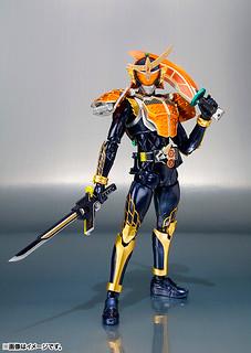S.H.Figuarts - 假面騎士 鎧武 柳橙鎧甲