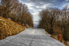 white path (nikman.) Tags: snow ski canon landscape eos sigma greece 7d hdr florina 18250mm pisoderi