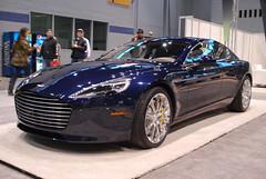 Aston-Martin (artistmac) Tags: auto show chicago sport illinois automobile autoshow il foreign import luxury chicagoautoshow