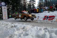 IMG_0974_Marco Rimola_EOS 7D_08_02_2014 (Marco Rimola) Tags: snow ice sweden rally rallycar rallysweden rallysweden2014 {vision}:{snow}=0518 {vision}:{outdoor}=0952