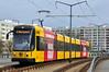 Bombardier NGTD12DD #2828 DVB Dresden (3x105Na) Tags: germany deutschland dresden tram sachsen carola strassenbahn voo bombardier tramwaj carolabrücke dvb 2828 niemcy saksonia ngtd12dd