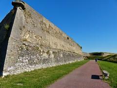 Fort Nieulay - Aan de zijde van Porte De Boulogne