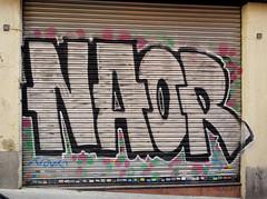 Naor (delete08) Tags: madrid street urban streetart graffiti delete