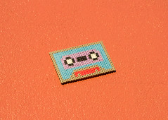 2014-03-12-18.44.44 (aliasjan) Tags: streetart kunst hamburg cassette stpauli altona strase steckkunst aliasjan