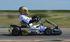 Motion Blur (Aaron Trombetta) Tags: motion blur race speed nikon track kart gokarting panning d3200 portgawler shotsfiredphotography aarontrombetta
