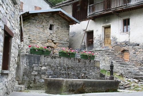Pralognan-la-Vanoise © A. Collado - Fondation Facim