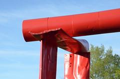 Laumeier Sculpture Park (Adventurer Dustin Holmes) Tags: sculpture art artwork missouri sculptures stlouismissouri theway 2014 stlouismo laumeiersculpturepark alexanderliberman