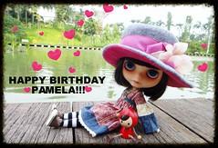 Happy Birthday Pamela/Lawdeda