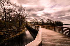 Mystic River (Sandro Giampietro) Tags: trees usa water river photography photo nikon massachusetts united tokina states mystic sandro reservation giampietro d7000 tokina1116mm