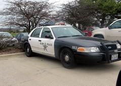 IL - Elgin Police Department (Inventorchris) Tags: illinois district police il cop service law enforcement elgin emergency protection department