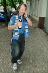 Alte Tante (sterreich_ungern) Tags: street original berlin deutschland photography fan football fussball tante bundesliga streetshot hertha bsc