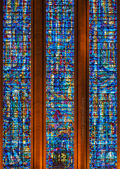 West Window (.annajane) Tags: window liverpool cathedral stainedglass anglican merseyside liverpoolcathedral lancet westwindow