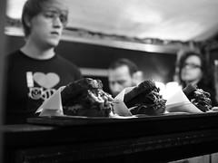 Burger invasion (lagerschaedling) Tags: berlin kreuzberg markthalle neun