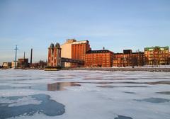 Academill (TimoOK) Tags: winter sea ice suomi finland talvi meri vaasa j