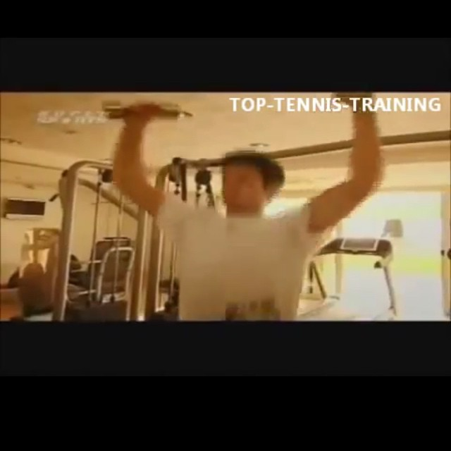 Novak Djokovic strength training workout- fitness professionals have incorporated specific strength training exercises to help them with performance, strength and endurance. look at Novaks workout a few years ago congratulations for winning the Australia