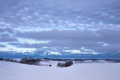 No. 0985 Sleeping farmland (H-L-Andersen) Tags: winter sky snow rural denmark 50mm farmland 6d landoflight canoneos6d hlandersen