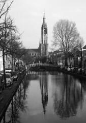 Delft (Viva la' Film!) Tags: b 6x6 film netherlands fuji neopan zeissikon folder acros superikonta tessar 8028 vivalafilm hc110e