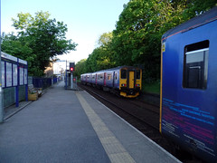 150265 Penryn (Marky7890) Tags: station train cornwall railway penryn gwr sprinter dmu fgw class150 2f90 150263 150265 maritimeline