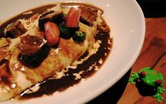ome-rice (N.sino) Tags: food kichijoji   omerice xpro1 xf18mmf2r