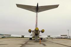 Cargojet; May 28, 2016; YXE (Ryan BV) Tags: saskatoon boeing 727 yxe boeing727 cargojet cyxe saskatooninternationalairport