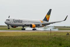 CYVR - Condor B767-330(ER)(WL) D-ABUA (CKwok Photography) Tags: condor yvr b767 dabua cyvr