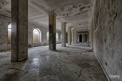 PH-1 (StussyExplores) Tags: italy abandoned dinner canon one for hotel decay grand explore ballroom exploration derelict paragon urbex 80d